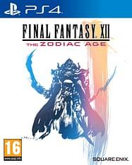 Final Fantasy XII - The Zodiac Age -peli, PS4