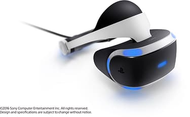Sony PlayStation VR -virtuaalilasit, PS4, kuva 12