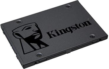 "Kingston A400 480 Gt SATA3 2,5"" -SSD-levy"