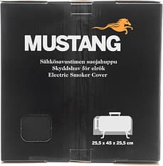 Mustang -sähkösavustimen suojahuppu