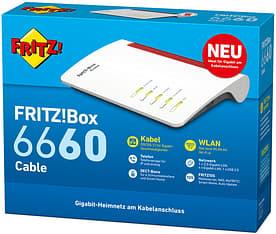 AVM FRITZ!Box 6660 Cable langaton Dual Band WiFi 6 -kaapelimodeemi, kuva 11