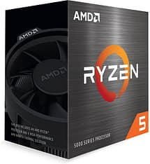 AMD Ryzen 5 5600X -prosessori AM4 -kantaan
