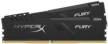 Kingston HyperX FURY DDR4 3200 MHz CL16 32 Gt -muistimodulipaketti