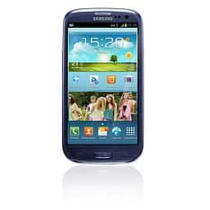 Samsung Galaxy S III (i9300) Android älypuhelin, sininen, kuva 2