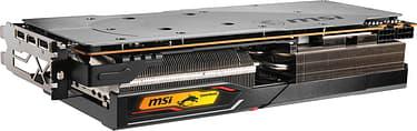 MSI Radeon RX 5700 XT GAMING X -näytönohjain PCI-e-väylään, kuva 4