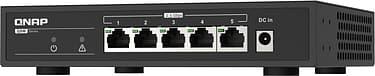 QNAP QSW-1105-5T - 2,5 GbE -5-porttinen kytkin, kuva 2