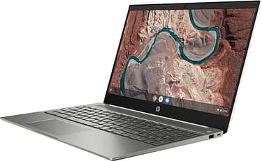 """HP Chromebook 15-de0001no 15,6"""" -kannettava, Chrome OS"""