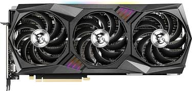 MSI GeForce RTX 3080 Ti GAMING X TRIO 12G -näytönohjain PCI-e-väylään, kuva 2
