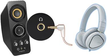 Creative T30 Wireless -stereokaiuttimet, kuva 5