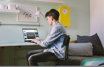 """Asus Chromebook C423NA 14"""" -kannettava, Chrome OS, kuva 10"""