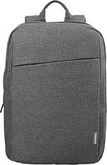"Lenovo 15,6"" Laptop Casual Backpack B210 -reppu, harmaa, kuva 2"