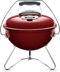 Weber Smokey Joe Premium -hiiligrilli, punainen, kuva 3