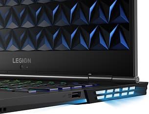 """Lenovo Legion Y740 15,6"""" -pelikannettava, Win 10 64-bit, musta, kuva 23"""