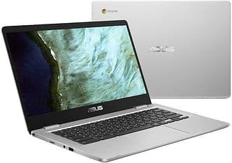 "Asus Chromebook C423NA 14"" -kannettava, Chrome OS"
