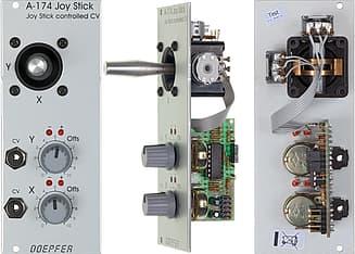 Doepfer A-174-1 Joy Stick -Eurorack-moduuli, kuva 2
