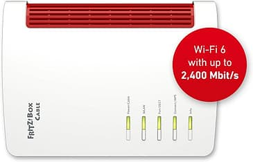 AVM FRITZ!Box 6660 Cable langaton Dual Band WiFi 6 -kaapelimodeemi, kuva 9