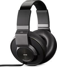 AKG K 550 MKII -suljetut reference-luokan kuulokkeet