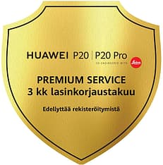Huawei P20 PRO -Android-puhelin Dual-SIM, 128 Gt, purppura, kuva 7