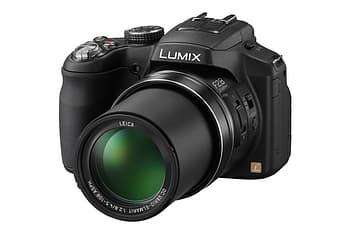 Panasonic LUMIX FZ200 digikamera, kuva 2