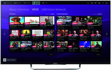 "Sony KDL-50W828 50"" 3D Smart LED televisio, 800 Hz, WiFi, Miracast, MHL, kuva 7"