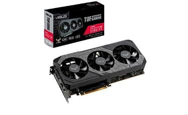Asus TUF 3-RX5700XT-O8G-GAMING Radeon RX 5700 XT 8 Gt -näytönohjain PCI-e-väylään