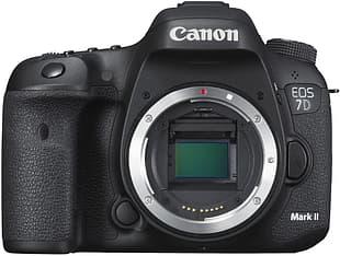 Canon EOS 7D mark II, runko