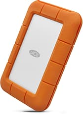 LaCie Rugged Secure USB-C 2 Tt -ulkoinen kovalevy