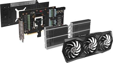 MSI GeForce RTX 3080 Ti GAMING X TRIO 12G -näytönohjain PCI-e-väylään, kuva 12