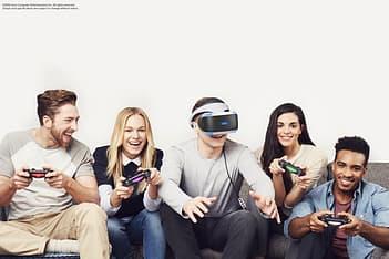 Sony PlayStation VR -virtuaalilasit, PS4, kuva 6