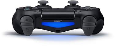 Sony DualShock 4 v2 -peliohjain, Black, PS4, kuva 3