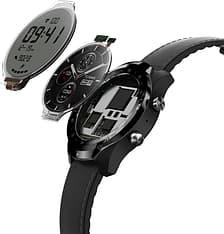 Mobvoi Ticwatch Pro -älykello, musta/musta