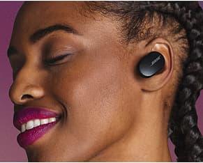 Bose QuietComfort Earbuds -vastamelunappikuulokkeet, Triple Black, kuva 7