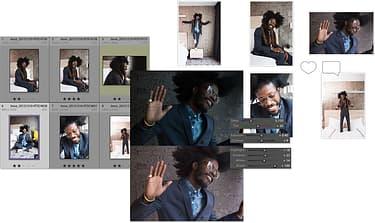 Adobe Photoshop Lightroom 6 -kuvankäsittelyohjelmisto, DVD, kuva 5