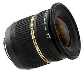 Tamron SP AF 10-24mm F/3.5-4.5 Di-II LD laajakulmaobjektiivi, Canon