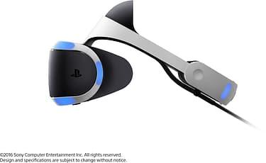 Sony PlayStation VR -virtuaalilasit, PS4, kuva 7