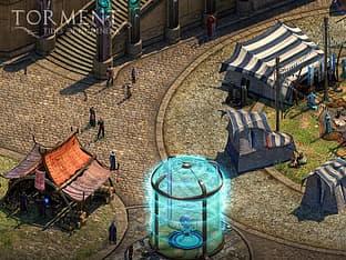 Torment Tides of Numenera - Collector's Edition -peli, PS4, kuva 6