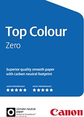 Canon Top Colour Zero A4 / 100 g -kopiopaperi, 500 arkin pakkaus, kuva 2