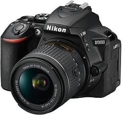 Nikon D5600 KIT järjestelmäkamera + AF-P DX NIKKOR 18-55MM F/3.5-5.6G VR, kuva 2