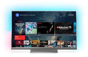 "Philips 65PUS8503 65"" Smart Android 4K Ultra HD LED -televisio, kuva 3"