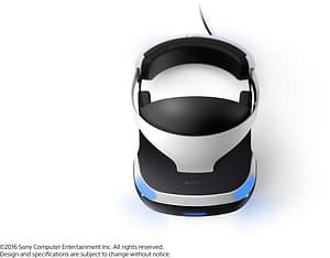 Sony PlayStation VR -virtuaalilasit, PS4, kuva 8