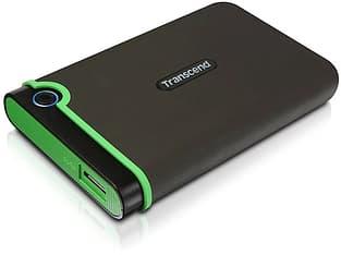 Transcend 2 Tt StoreJet 25M3S -ulkoinen kiintolevy USB 3.1 -väylään