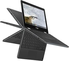 Asus Chromebook Flip C214MA -kannettava, Chrome OS