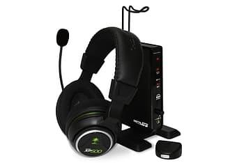 Turtle Beach Ear Force XP500 Wireless Surround Sound 7.1 -kuulokemikrofoni Xbox 360 -pelikonsolille, kuva 3