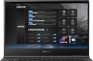"""Lenovo Legion Y740 15,6"""" -pelikannettava, Win 10 64-bit, musta, kuva 6"""