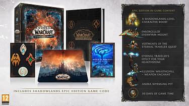 World of Warcraft - Shadowlands - Collector's Edition -lisäosa, PC, kuva 2