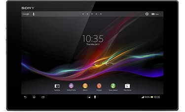 """Sony Xperia Tablet Z 10.1"""" 16 GB WiFi + LTE Android-tablet, musta, kuva 2"""
