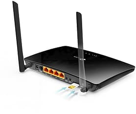 TP-LINK Archer MR400 -LTE-modeemi ja WiFi-tukiasema, kuva 4