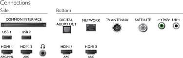 "Philips 65PUS8503 65"" Smart Android 4K Ultra HD LED -televisio, kuva 10"
