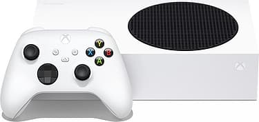Microsoft Xbox Series S -pelikonsoli, valkoinen, kuva 6
