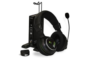 Turtle Beach Ear Force XP500 Wireless Surround Sound 7.1 -kuulokemikrofoni Xbox 360 -pelikonsolille